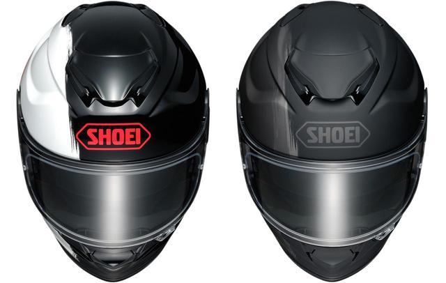 画像: 色づかいで印象がまるで異なる2つのグラフィック! SHOEIがツーリングフルフェイス「GT-AirII エンブレム」を発表 - webオートバイ