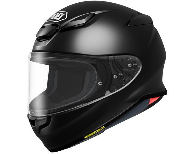 画像2: SHOEIがフルフェイスヘルメットの新製品「Z-8」を発表! 従来モデルのZ-7から全面進化を遂げた!
