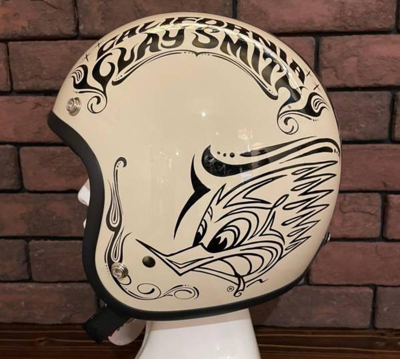 画像1: クレイスミスのアジア限定ヘルメットが登場! カラーは2色で展開