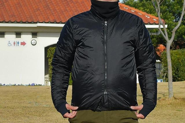 画像2: 【服装ガイド】冬のキャンプツーリングの防寒対策は「防風・保温・加温」を意識する! バイク&キャンプに対応できる重ね着方法を紹介