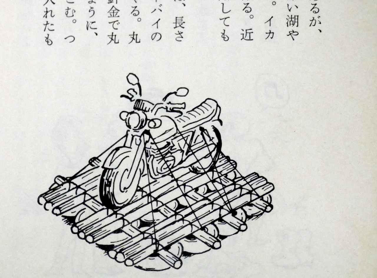 画像4: 『楽しいバイクテクニック入門』 著:J・S・ポポフ / 訳:進士古径(1983年・現代教養文庫)