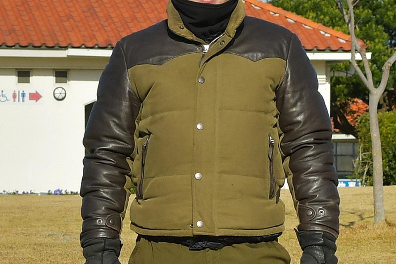 画像1: 【服装ガイド】冬のキャンプツーリングの防寒対策は「防風・保温・加温」を意識する! バイク&キャンプに対応できる重ね着方法を紹介
