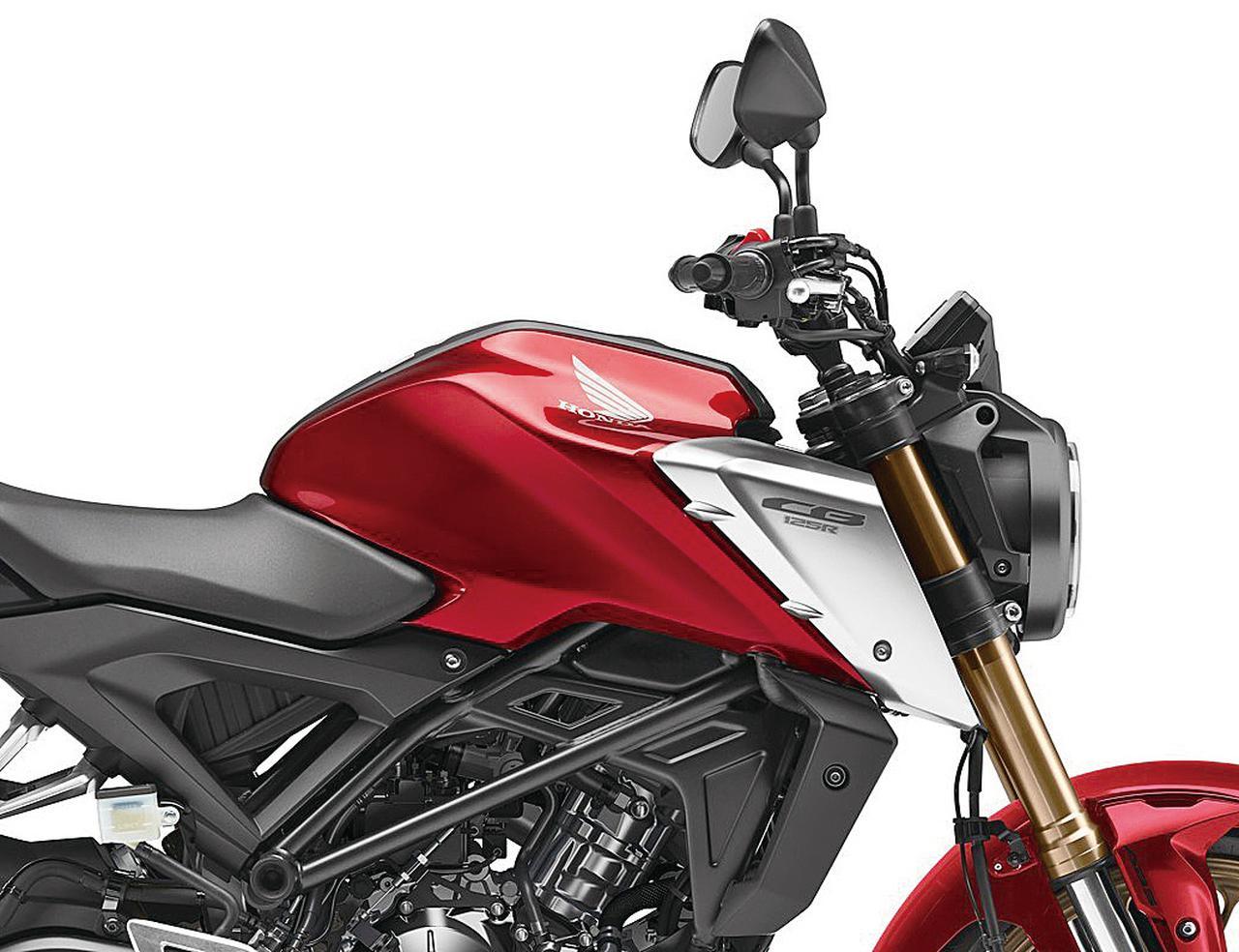 Images : 13番目の画像 - 【写真13枚】ホンダ新型CB125R - webオートバイ