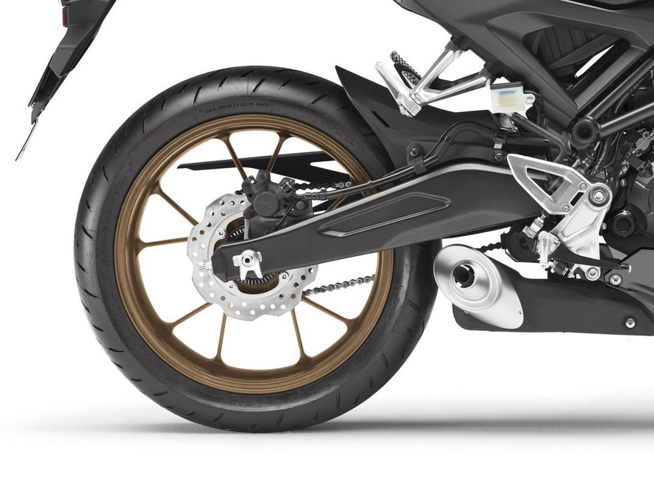 Images : 11番目の画像 - 【写真13枚】ホンダ新型CB125R - webオートバイ