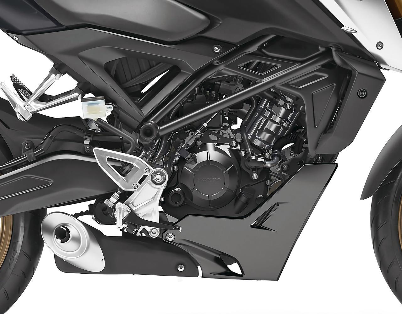 Images : 8番目の画像 - 【写真13枚】ホンダ新型CB125R - webオートバイ