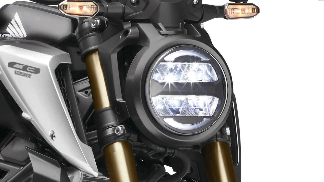 Images : 10番目の画像 - 【写真13枚】ホンダ新型CB125R - webオートバイ