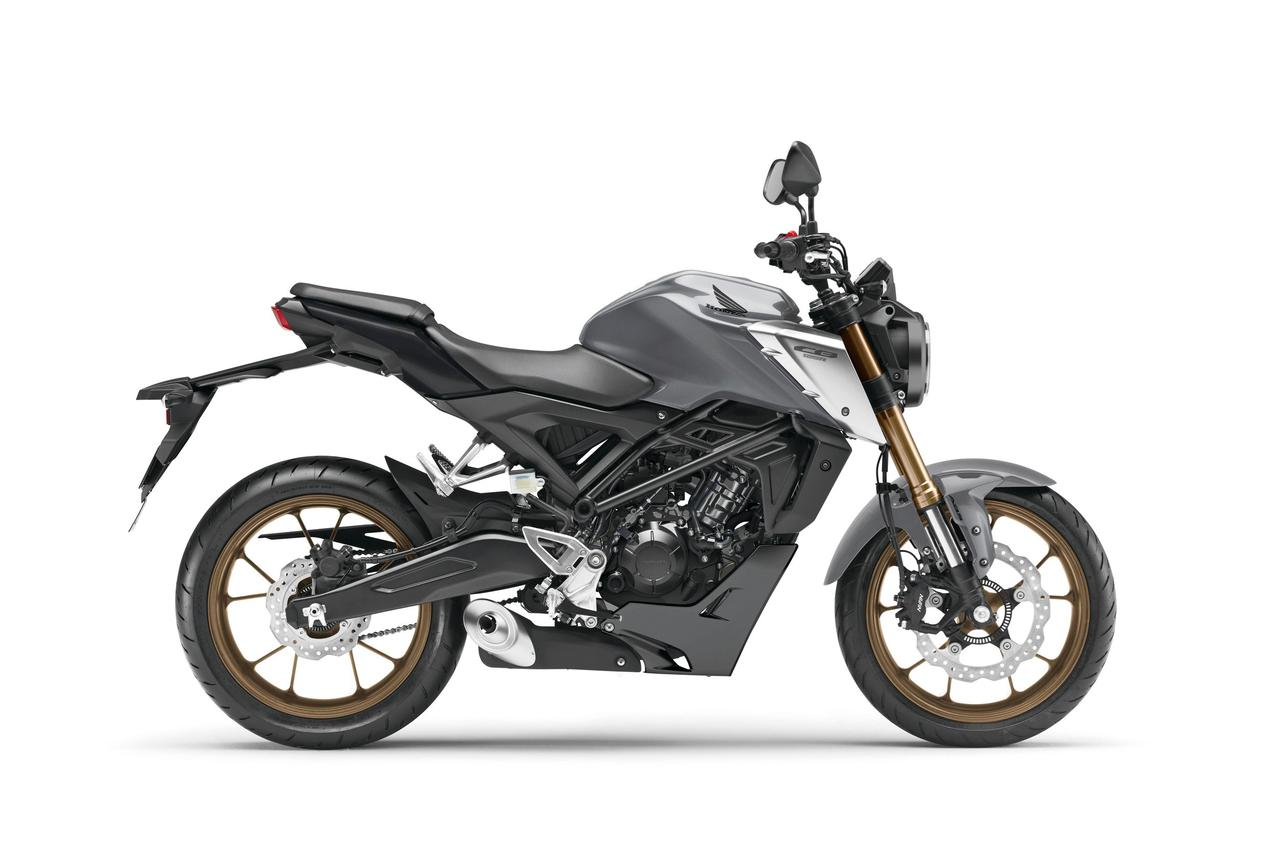 Images : 5番目の画像 - 【写真13枚】ホンダ新型CB125R - webオートバイ