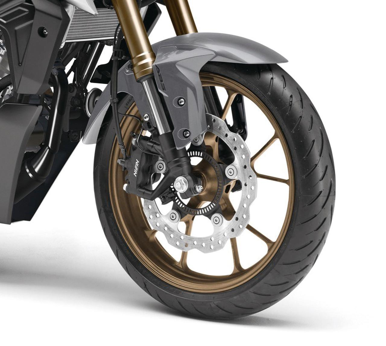 Images : 9番目の画像 - 【写真13枚】ホンダ新型CB125R - webオートバイ