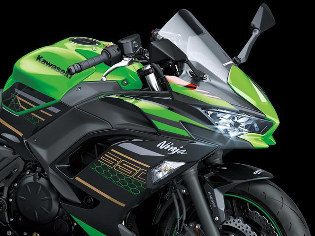画像: 「Ninja650」2020年モデルのカラー - webオートバイ