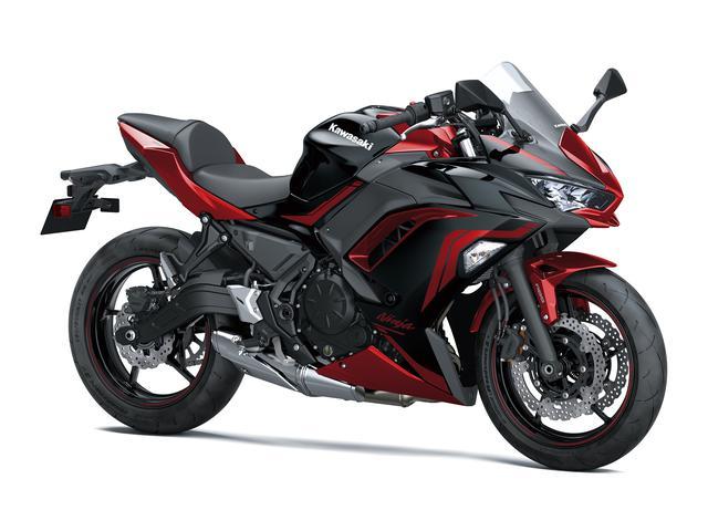 画像3: カワサキが「Ninja 650」の2021年モデルを発売! KRTエディションとともに新色に!