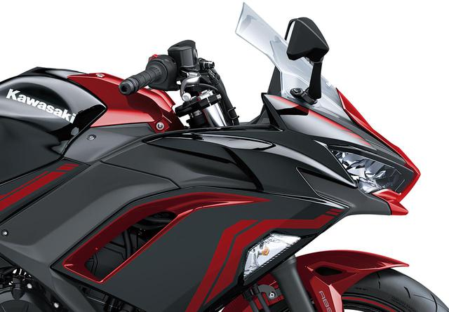 画像: カワサキが「Ninja 650」の2021年モデルを発表! KRTエディションとともに新色に! 2021年2月1日発売 - webオートバイ