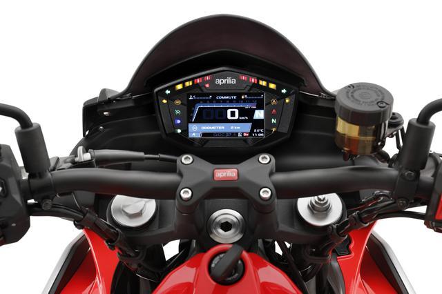 画像8: 注目のミドルSS・RS660をベースにしたネイキッドモデル登場