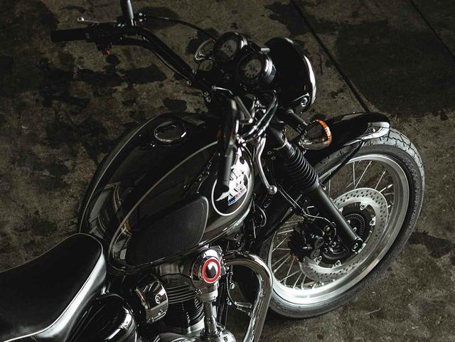 画像: カワサキ「メグロ K3」を徹底解説! メグロの歴史、W800とのちがい、K3に込められたカワサキの想いとは? - webオートバイ