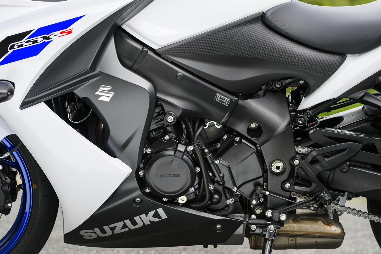 Images : 6番目の画像 - 【写真18枚】スズキ GSX-S1000F ABS - webオートバイ
