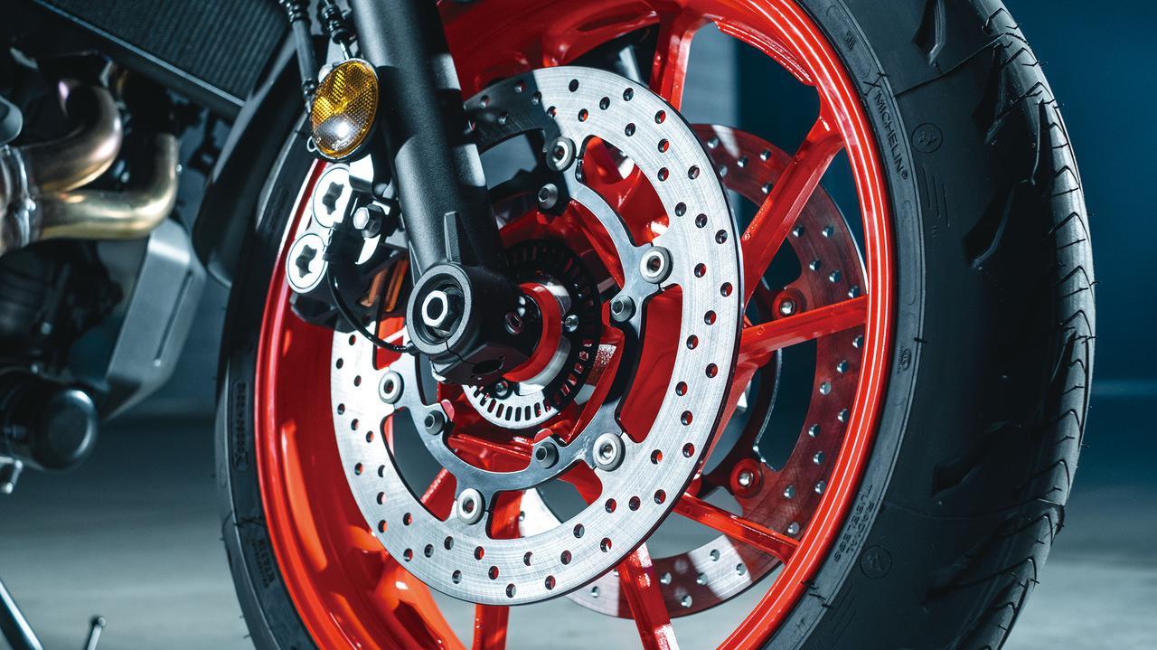 Images : 6番目の画像 - 【写真13枚】ヤマハ新型MT-07 - webオートバイ
