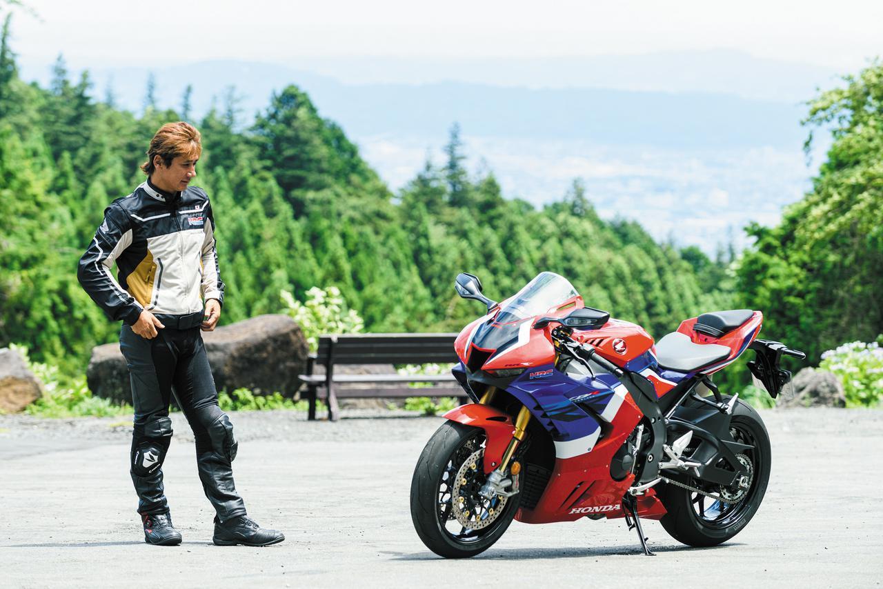 画像: 伊藤真一さんが語るホンダ「CBR1000RR-R FIREBLADE SP」開発インサイドSTORY ライダーとして、使える高性能を突き詰めた。レーサーとして、勝てる戦闘力を現実にした。 - webオートバイ
