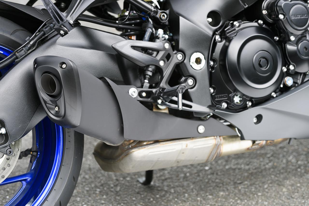 Images : 9番目の画像 - 【写真18枚】スズキ GSX-S1000F ABS - webオートバイ