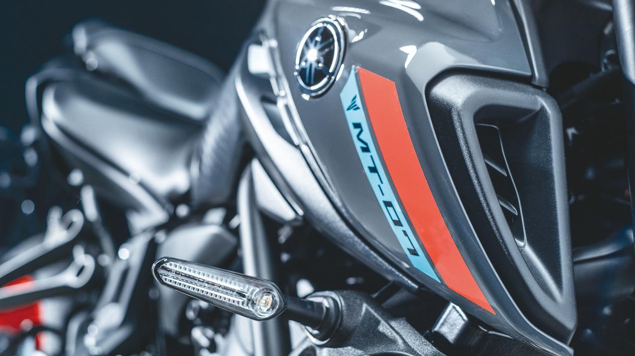 Images : 13番目の画像 - 【写真13枚】ヤマハ新型MT-07 - webオートバイ