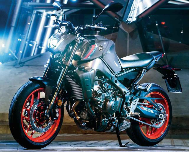 画像: ヤマハ新型「MT-09」を解説! 排気量アップ、フレームも刷新したフルモデルチェンジ - webオートバイ