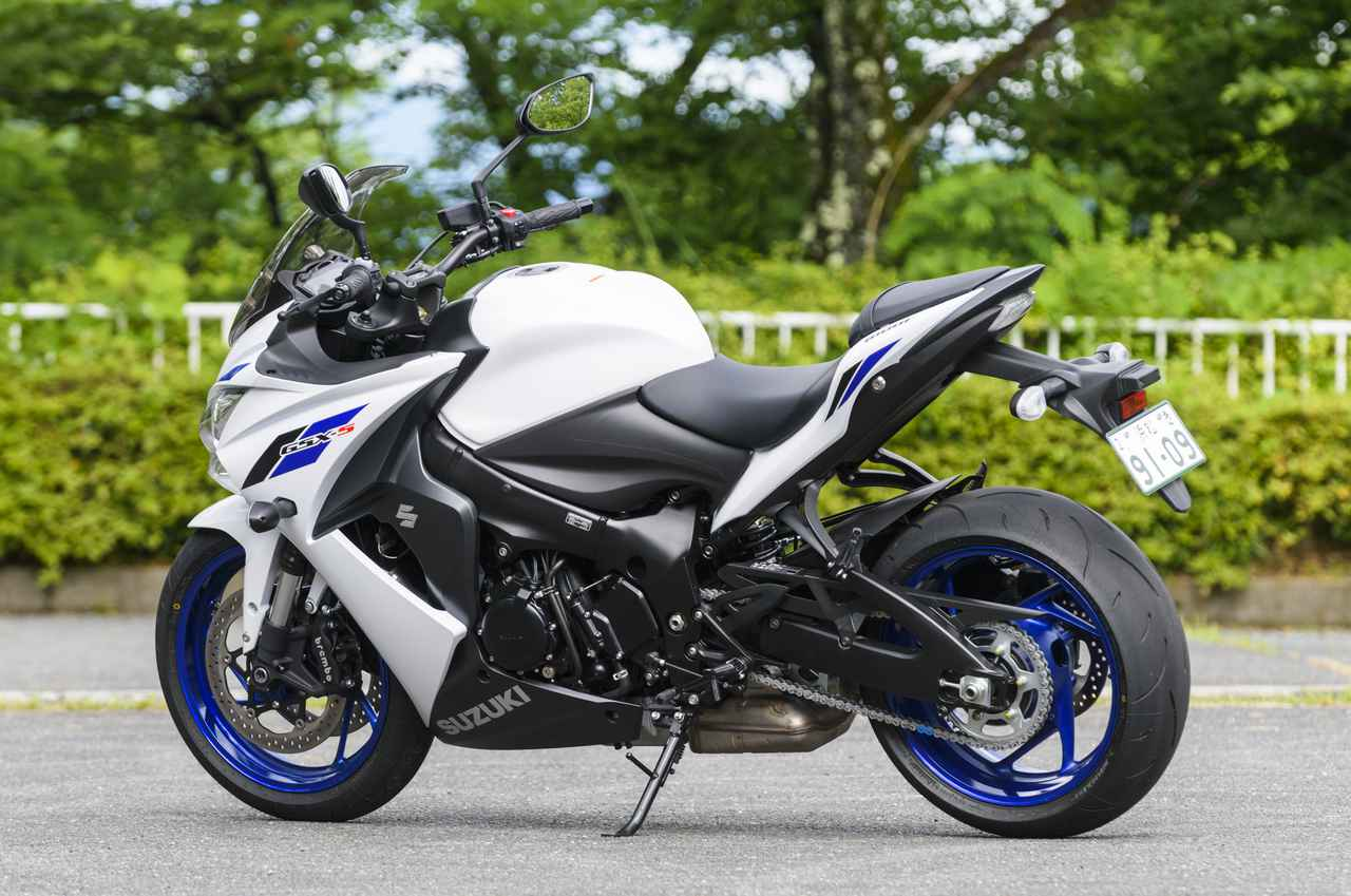Images : 2番目の画像 - 【写真18枚】スズキ GSX-S1000F ABS - webオートバイ