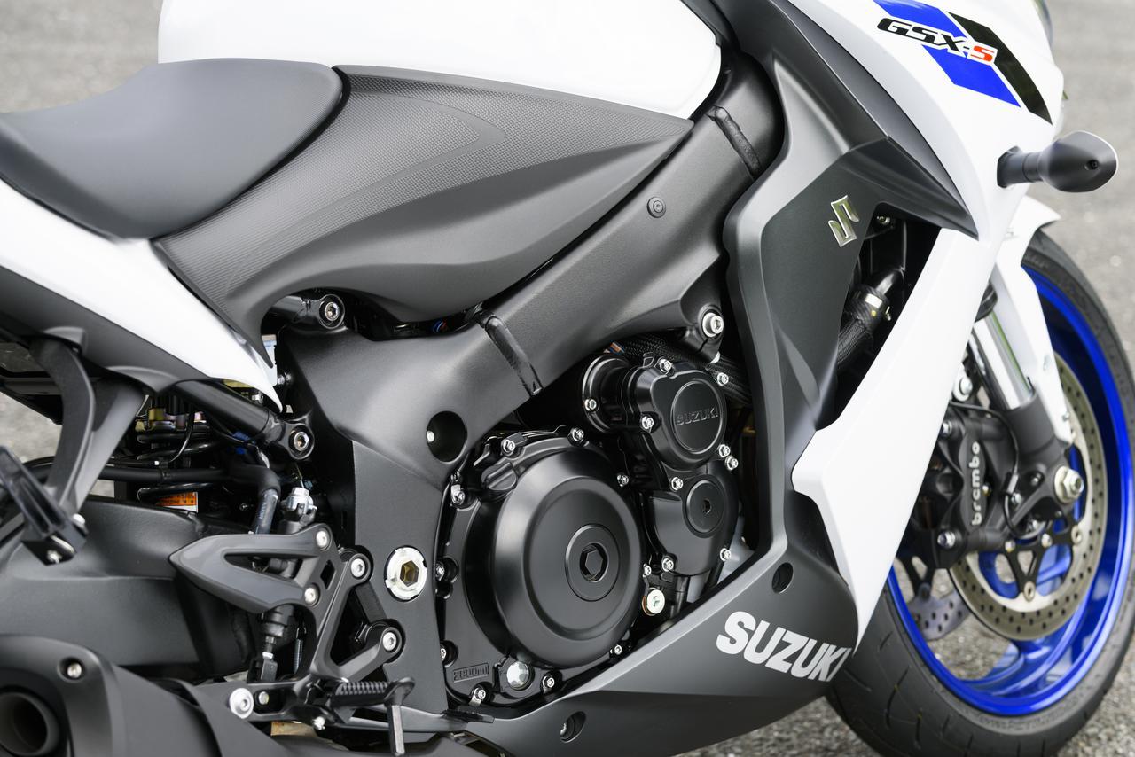 Images : 7番目の画像 - 【写真18枚】スズキ GSX-S1000F ABS - webオートバイ