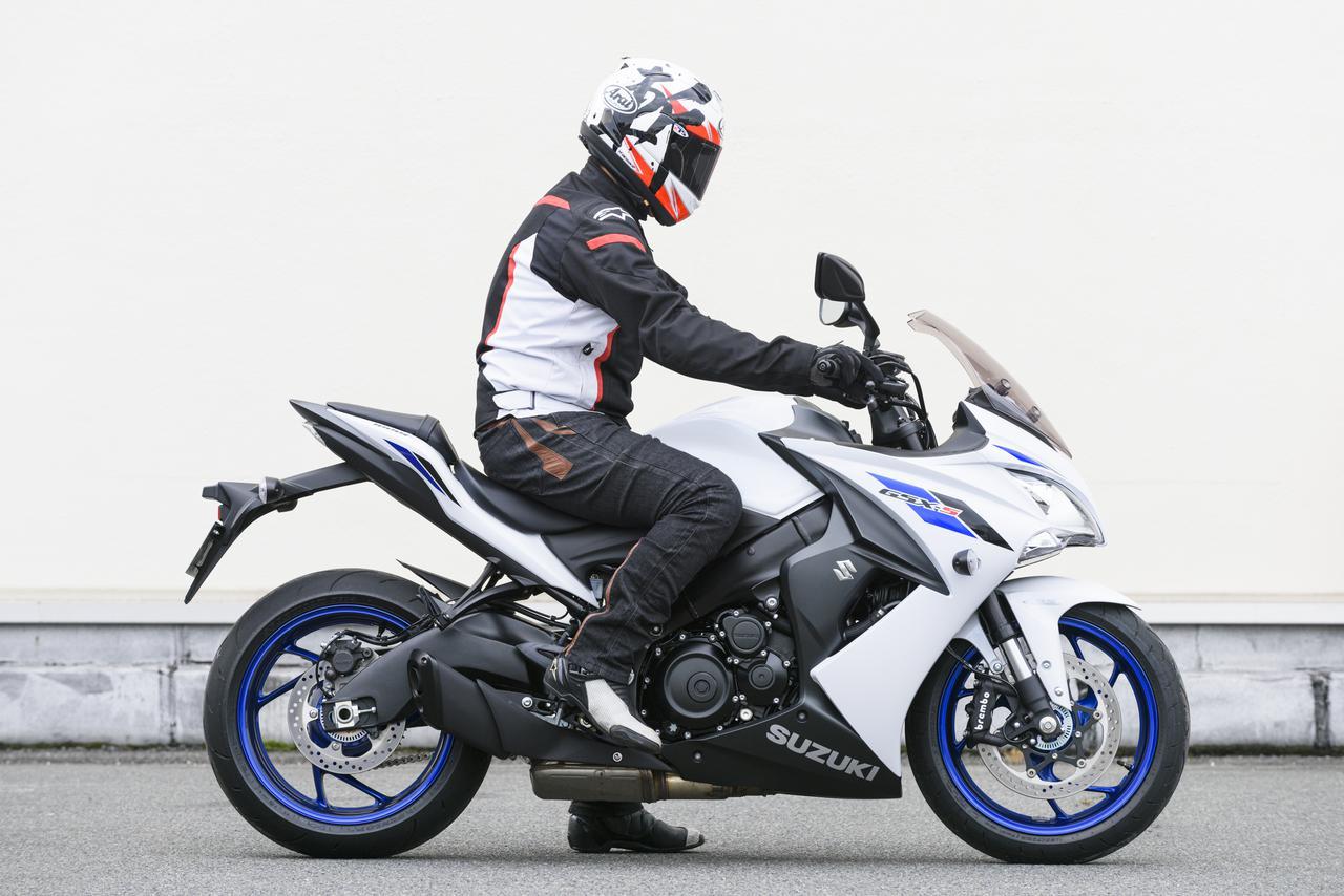 Images : 15番目の画像 - 【写真18枚】スズキ GSX-S1000F ABS - webオートバイ