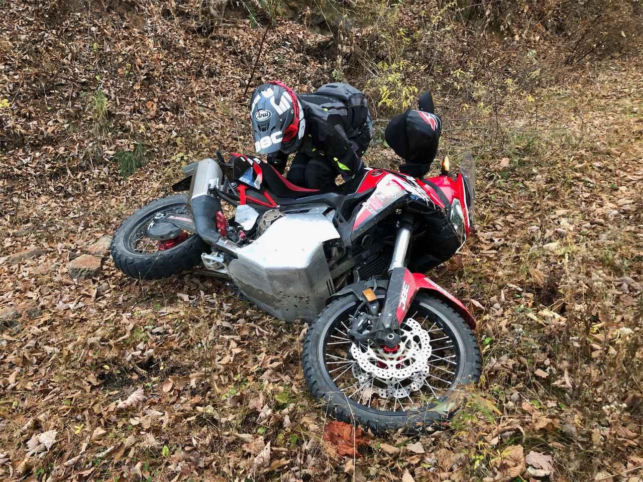 画像: 「三橋 淳のアフリカツイン 北駆南走」第26回「ダルマさんが転んだ」 - webオートバイ