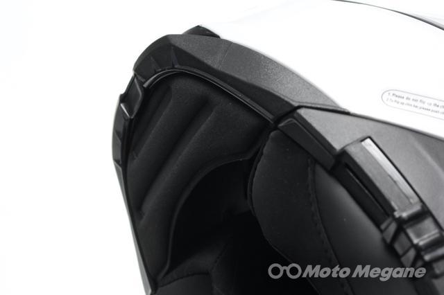 画像2: ワンタッチでジェットヘルメットに変身!