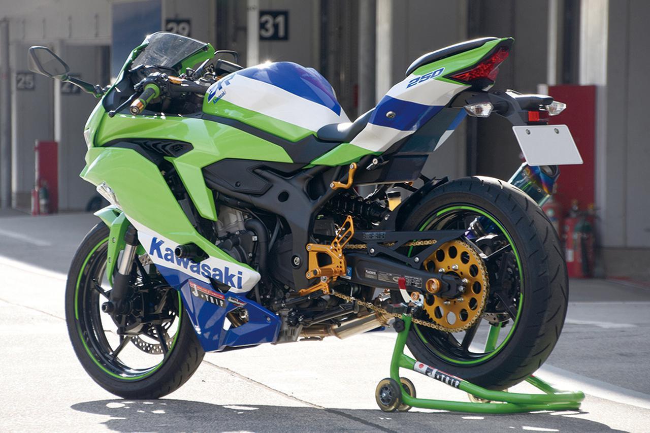画像5: バイクのカラーを変える「ラッピング」とは? 塗装よりも気軽で元の色にも戻せるフルカラーチェンジの方法を紹介