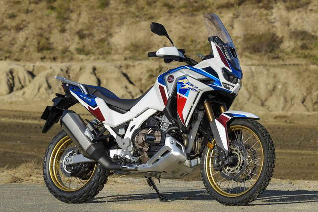画像: CRF1100L AFRICA TWIN ADVENTURE SPORTS