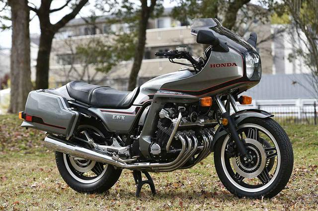 画像: THE〝FACTORY STOCK〟 1981 CBX(CBXB)