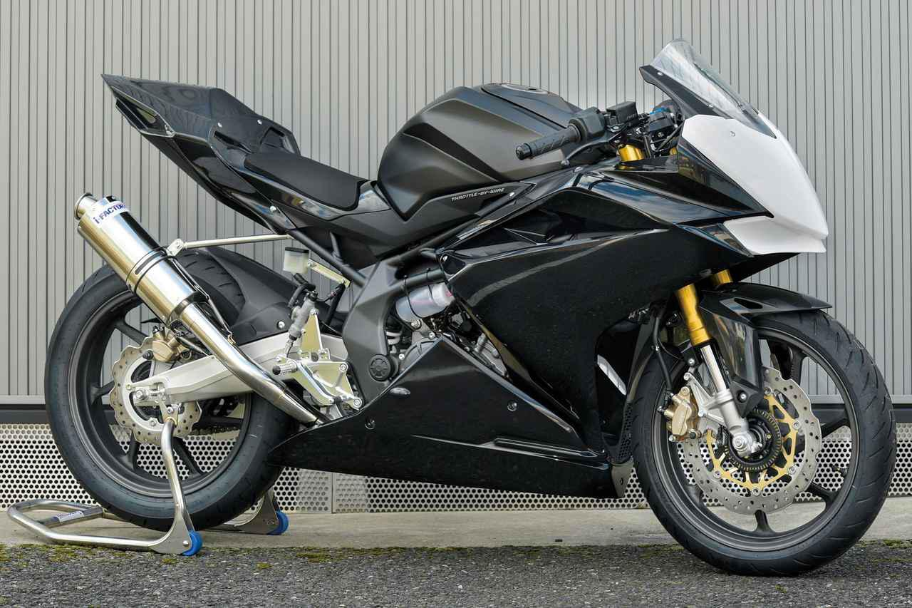 画像2: バイクの「レースベース車」の特徴とは? 購入方法が普通のバイクと少し違う! 買い方と注意点を解説
