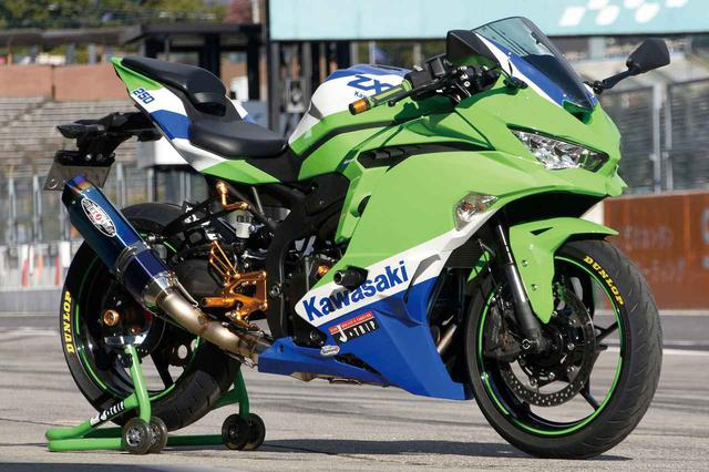 画像4: バイクのカラーを変える「ラッピング」とは? 塗装よりも気軽で元の色にも戻せるフルカラーチェンジの方法を紹介