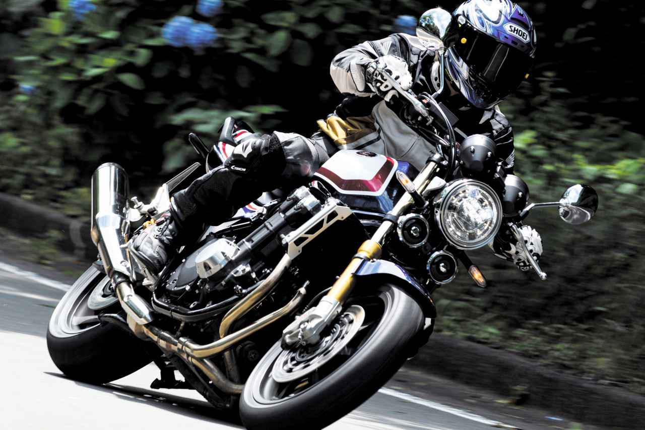 画像: ホンダでもっとも高価なネイキッドバイク「CB1300SF SP」を伊藤真一さんがインプレ! 特別仕様車「SP」の魅力を徹底解説 - webオートバイ