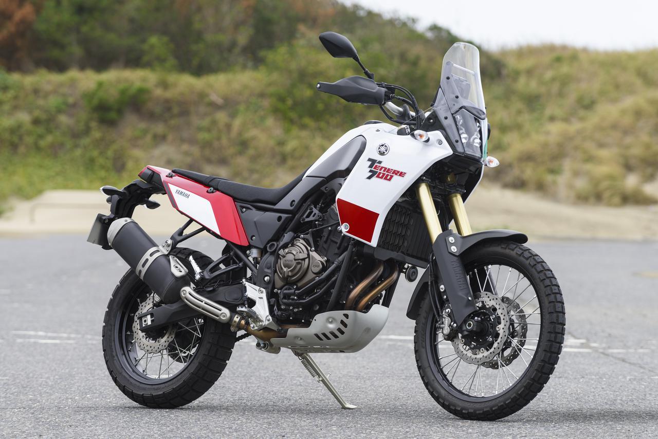 Images : 2番目の画像 - 【写真13枚】ヤマハ「テネレ700」 - webオートバイ