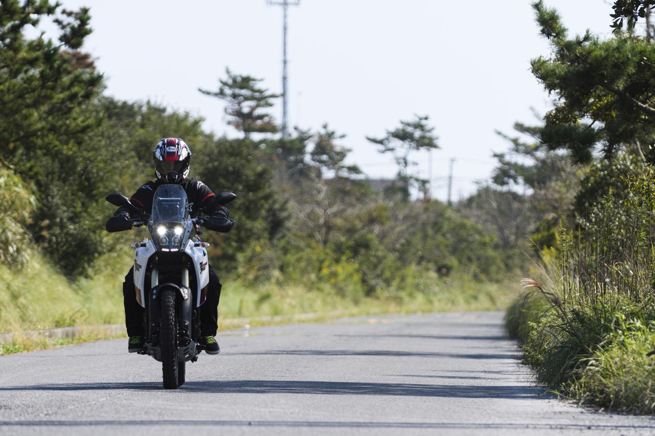 Images : 5番目の画像 - 【写真13枚】ヤマハ「テネレ700」 - webオートバイ