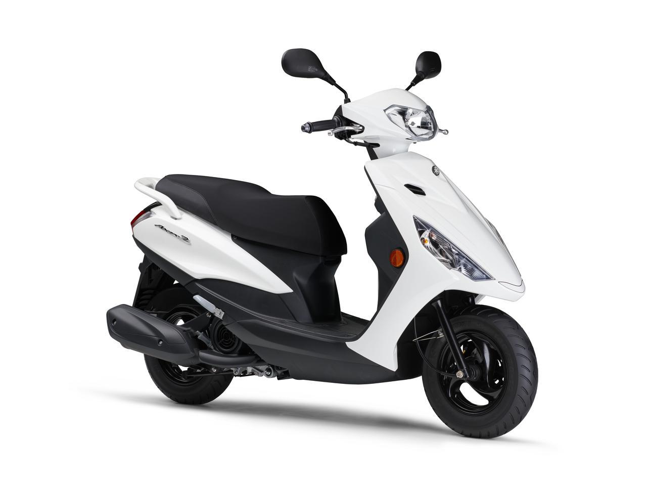 画像25: ヤマハが125ccスクーター「アクシスZ」の2021年モデルを発表! カラーは全5色設定で2月5日に発売