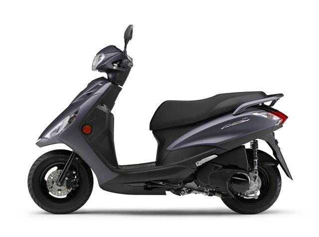 画像10: ヤマハが125ccスクーター「アクシスZ」の2021年モデルを発表! カラーは全5色設定で2月5日に発売