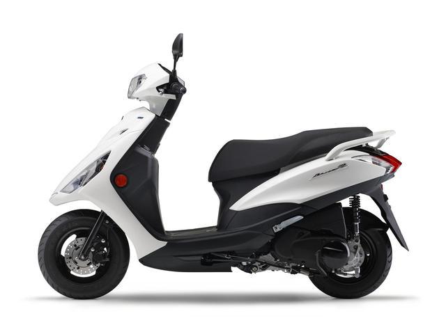 画像18: ヤマハが125ccスクーター「アクシスZ」の2021年モデルを発表! カラーは全5色設定で2月5日に発売