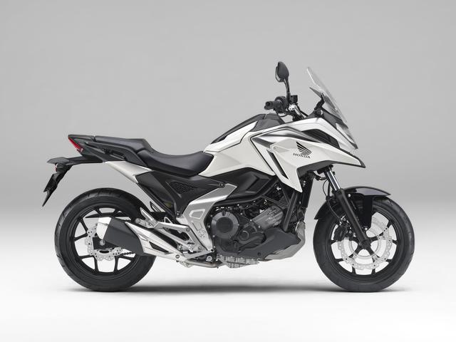 画像9: 全面進化! ホンダが新型「NC750X」の国内で発売|価格・仕様・カラーをチェック【2021速報】