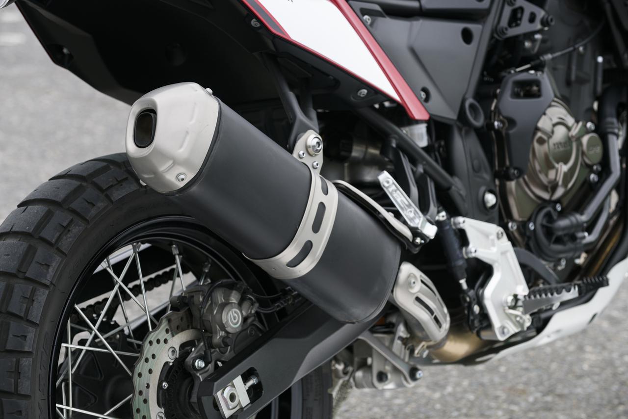 Images : 10番目の画像 - 【写真13枚】ヤマハ「テネレ700」 - webオートバイ