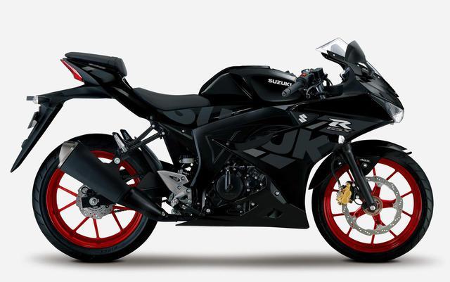 画像6: スズキが原付二種「GSX-R125」「GSX-S125」の2021年モデルを1月18日に発売! Rは3色、Sは2色で展開