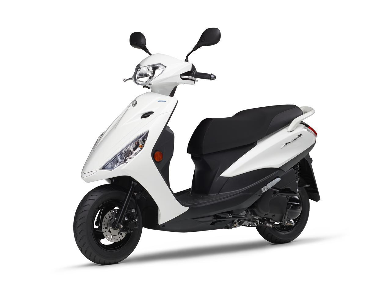 画像20: ヤマハが125ccスクーター「アクシスZ」の2021年モデルを発表! カラーは全5色設定で2月5日に発売