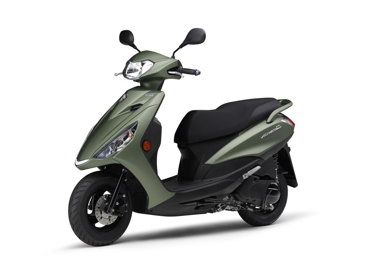 画像4: ヤマハが125ccスクーター「アクシスZ」の2021年モデルを発表! カラーは全5色設定で2月5日に発売