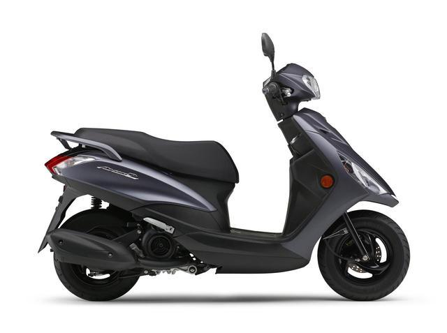 画像9: ヤマハが125ccスクーター「アクシスZ」の2021年モデルを発表! カラーは全5色設定で2月5日に発売