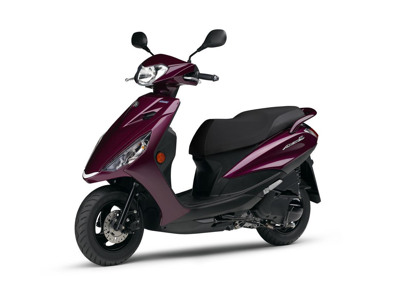 画像16: ヤマハが125ccスクーター「アクシスZ」の2021年モデルを発表! カラーは全5色設定で2月5日に発売