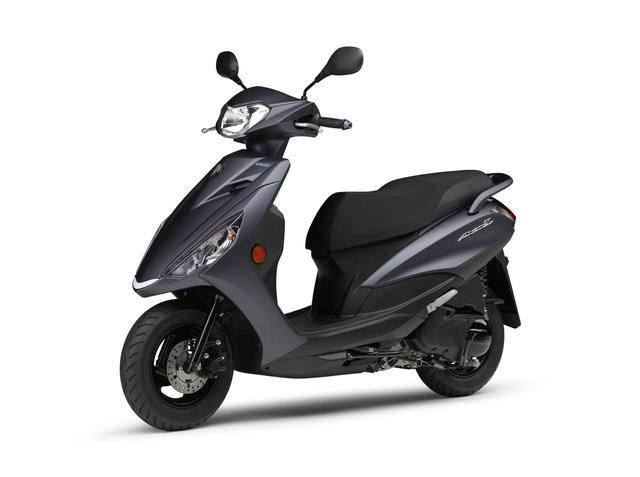 画像12: ヤマハが125ccスクーター「アクシスZ」の2021年モデルを発表! カラーは全5色設定で2月5日に発売