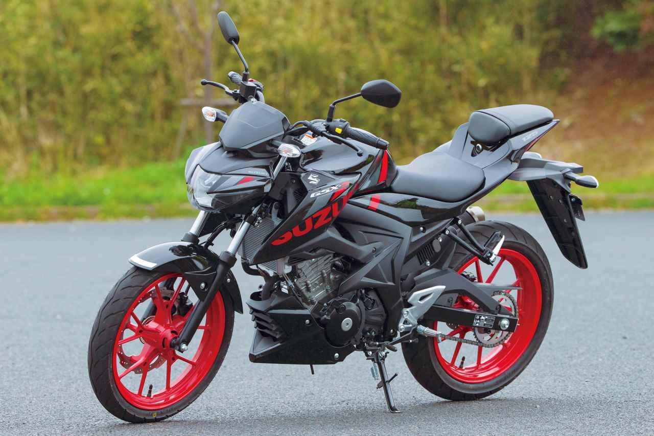 画像: スズキ「GSX-S125 ABS」(2020年)解説&インプレッション コーナリングが楽しい! スポーツツーリングを楽しめる原付二種ネイキッド - webオートバイ