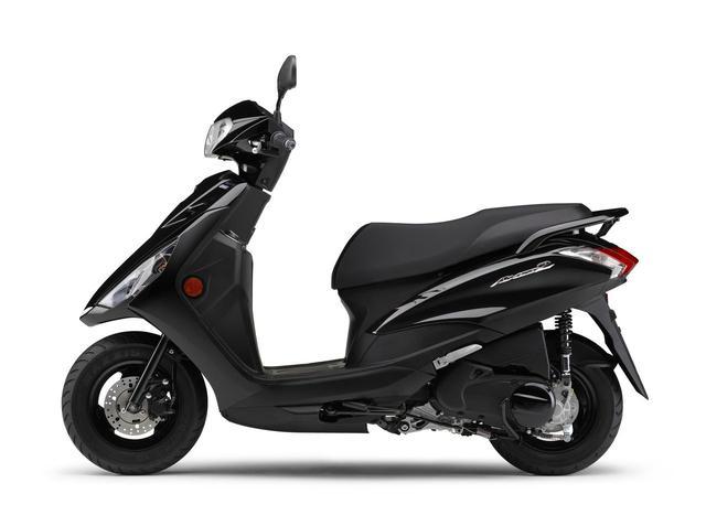 画像6: ヤマハが125ccスクーター「アクシスZ」の2021年モデルを発表! カラーは全5色設定で2月5日に発売