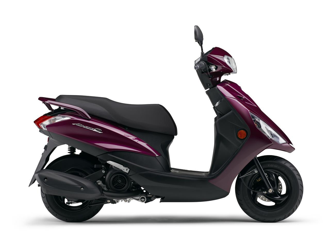 画像13: ヤマハが125ccスクーター「アクシスZ」の2021年モデルを発表! カラーは全5色設定で2月5日に発売